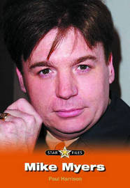 Star Files: Mike Myers by Paul Harrison image