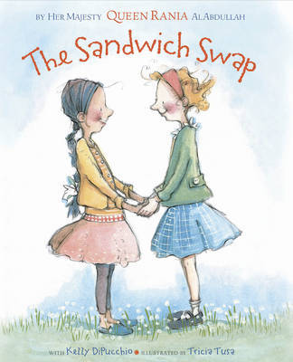 The Sandwich Swap by Kelly DiPucchio image
