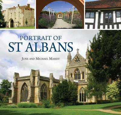 Portrait of St Albans by June Massey image