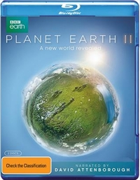 Planet Earth II on Blu-ray