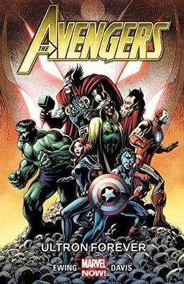 Avengers: Ultron Forever by Al Ewing