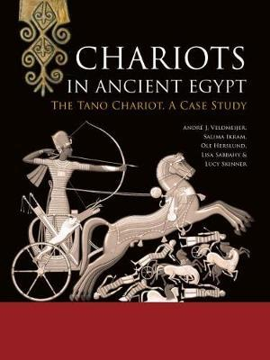 Chariots in Ancient Egypt by Andre J. Veldmeijer image