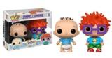 Rugrats - Tommy & Chuckie Pop! Vinyl 2-Pack