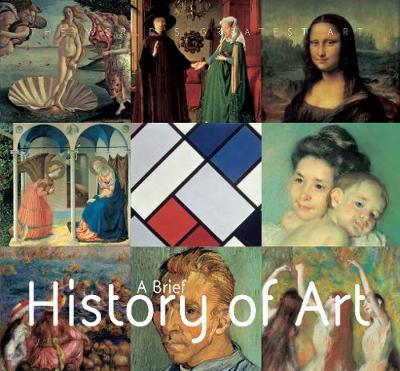 A Brief History Of Art by Camilla de la Bedoyere