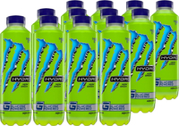 Monster Hydro Mean Green 550ml 12pk