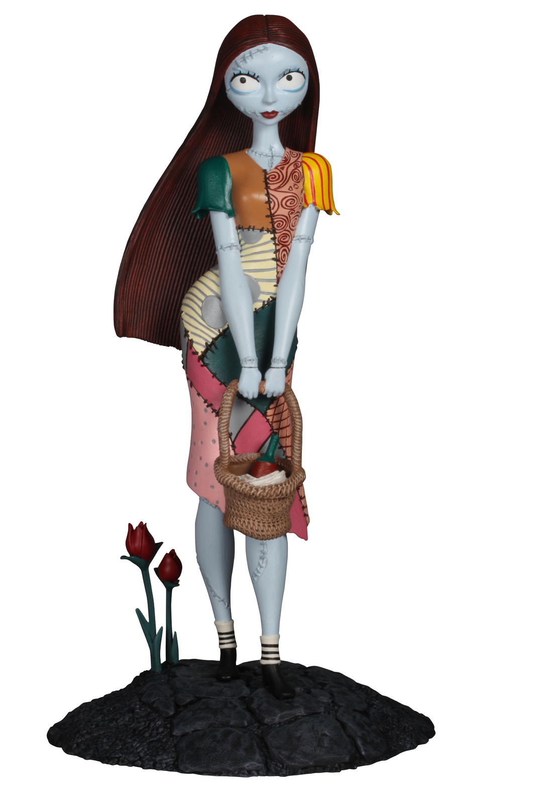 """Nightmare Before Christmas: Sally Statue - 6.5"""" Femme Fatales Figure image"""