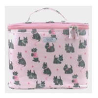 Wicked Sista Large Beauty Case - Scotty Dogs