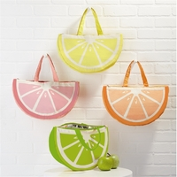 Two's Company Citrus Lunch Tote