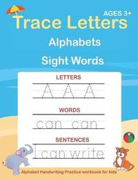 Trace Letters by Sujatha Lalgudi image