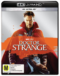 Doctor Strange (4K UHD) on UHD Blu-ray