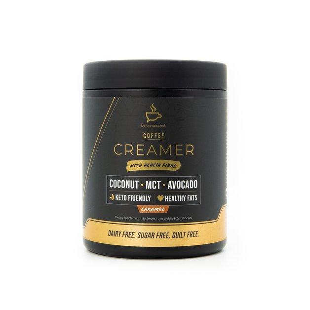 Before You Speak: Coffee Creamer - Caramel (300g)