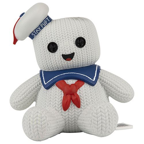 Ghostbusters: Stay Puft (Handmade by Robots) - Vinyl Figure