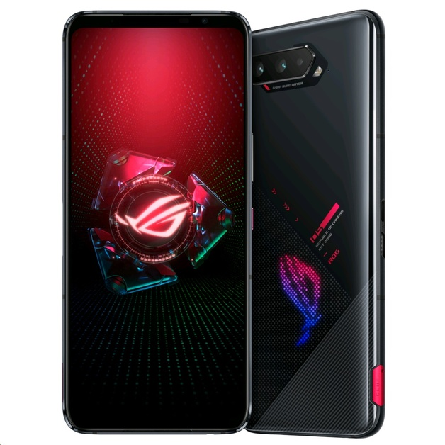 Asus ROG Gaming Phone 5 5G Dual (256GB/12GB RAM) - Phantom Black