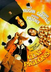 Clay Pigeons on DVD