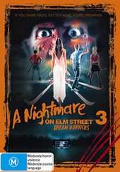 Nightmare On Elm Street 3, A: Dream Warriors on DVD