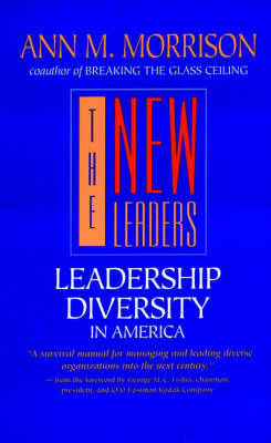 The New Leaders by Ann M. Morrison