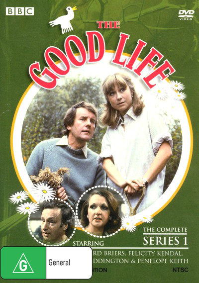 Good Life, The - Complete Series 1 on DVD