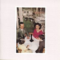 Presence (LP) by Led Zeppelin