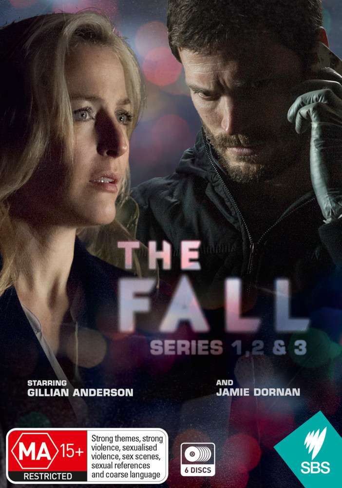 The Fall - Series 1-3 - Box Set on DVD image