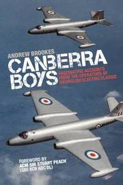 Canberra Boys by Andrew Brookes