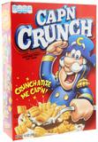 Cap'n Crunch Original Cereal - 398g