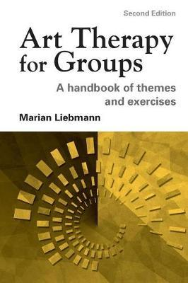 Art Therapy for Groups by Marian Liebmann image