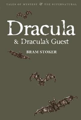Dracula: AND Dracula's Guest by Bram Stoker image