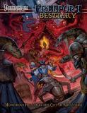 Pathfinder RPG: Freeport Bestiary - Source-book