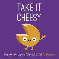 The Art of David Olenick 2019 Wall Calendar by David Olenick