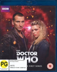Doctor Who: The Complete First Series on Blu-ray