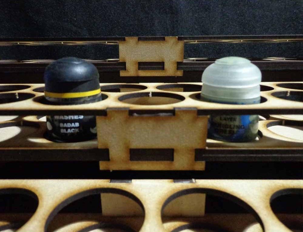 TTCombat: Mega Paint Rack - Citadel (60 Pots) image