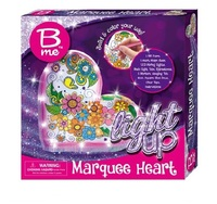 B.Me: Marquee Heart – Craft Kit image