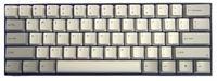 V60 Vintage ABS Keycap Mini Mechanical Keyboard - MX Blue image