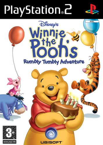 Winnie The Pooh: Rumbly Tumbly Adventure for PS2
