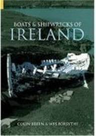Boats and Shipwrecks of Ireland by Colin Breen image