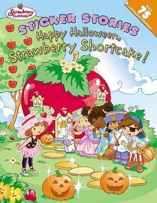 Happy Halloween, Strawberry Sh by GROSSET