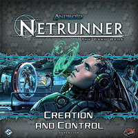 Netrunner: Creation & Control image