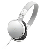 Audio-Technica ATH-ES7 Over-Ear Headphones (White)