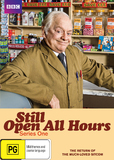 Still Open All Hours - Season One on DVD