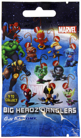 Marvel: Big Headz Danglers - Assorted