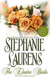 The Elusive Bride (Black Cobra Quartet #2) by Stephanie Laurens image