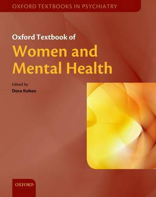 Oxford Textbook of Women and Mental Health image