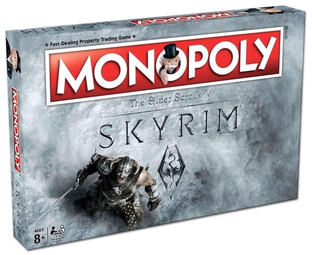 Monopoly: Skyrim Edition