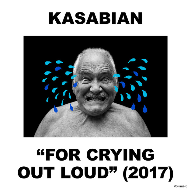 For Crying Out Loud (2LP) by Kasabian