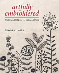 Artfully Embroidered by Naoko Shimoda