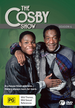 Cosby Show, The - Season 4 (3 Disc Set) on DVD