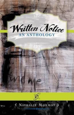 Written Notice by Nathalie Mailhot