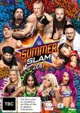 WWE: Summerslam 2017 on DVD