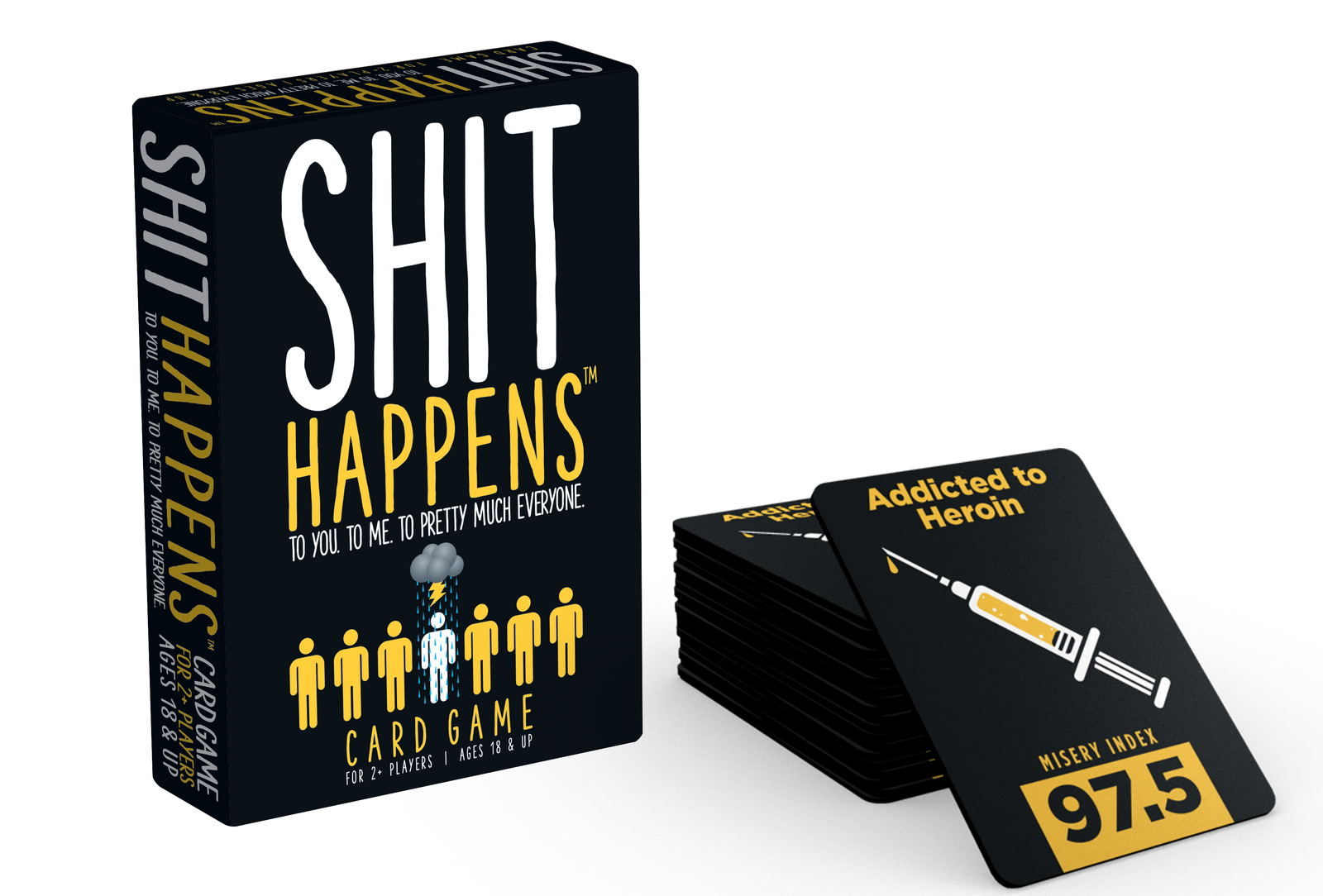 Sh*t Happens - Party Game image