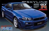 Fujimi 1/24 Nissan Skyline R34 GT-R Nismo - model Kit